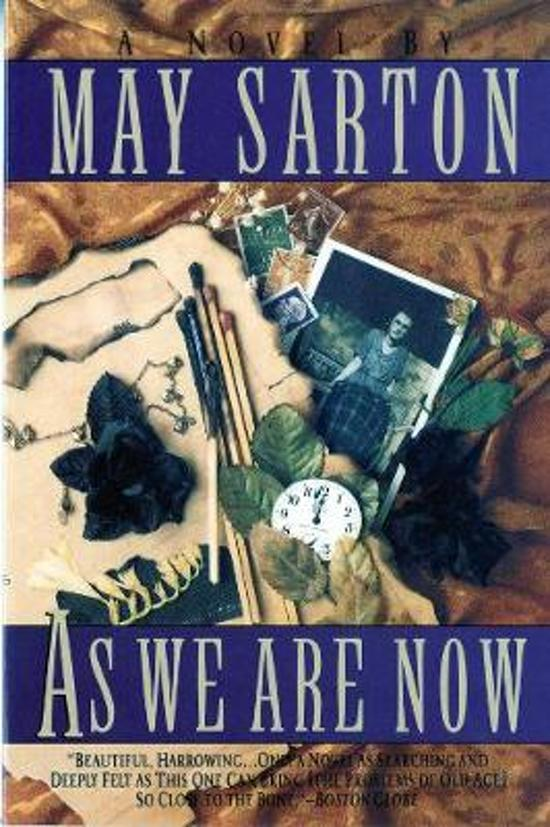 as we are now by may sarton essay