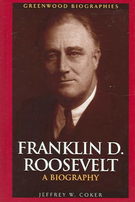 a review of the life and administration of franklin d roosevelt Franklin d roosevelt has 158 ratings and 25 reviews michael said: having  been disappointed in recent presidents (and in particular #43 and #45), i want.