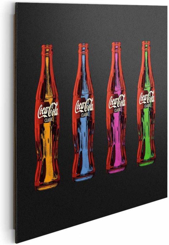 Reinders schilderij coca cola popart deco panel 50 x 40 cm no 22225 - Deco schilderij slaapkamer kind ...