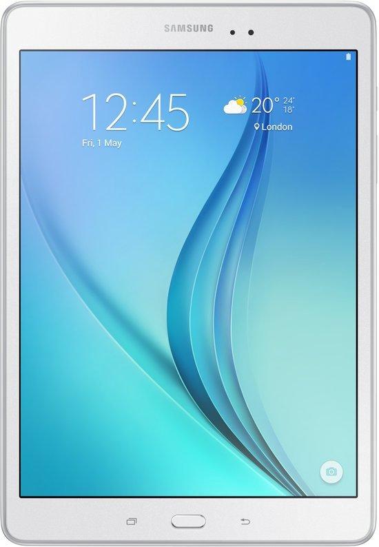Samsung Galaxy Tab A - Wit - Tablet - Met 3800mAh Samson Powerbank