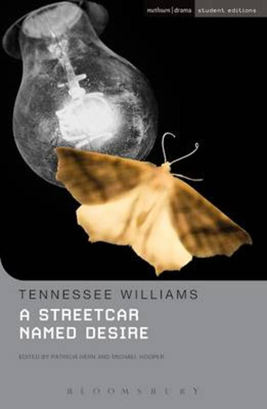 a review of the novel a streetcar named desire by tennessee williams A streetcar named desire book review runwright reads tennessee williams: a streetcar named desire (eng) - duration: 28:14 vidya-mitra 1,712 views.