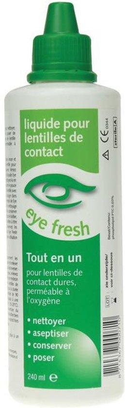 Eyefresh Alles-In-Eén Harde Lenzen - 240 ml - Lenzenvloeistof