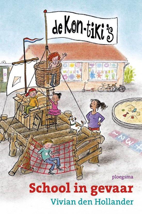 De Kon-Tiki's - School in gevaar