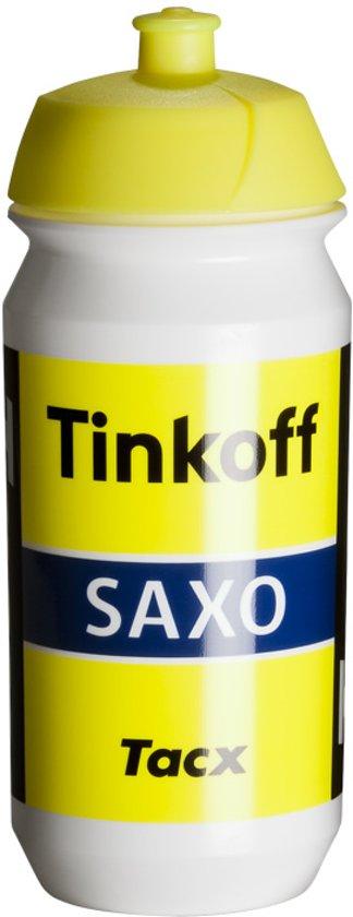 Tacx bidon Team Tinkoff Saxo 500cc in Rott