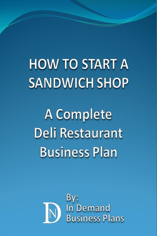 opening a cafe business plan