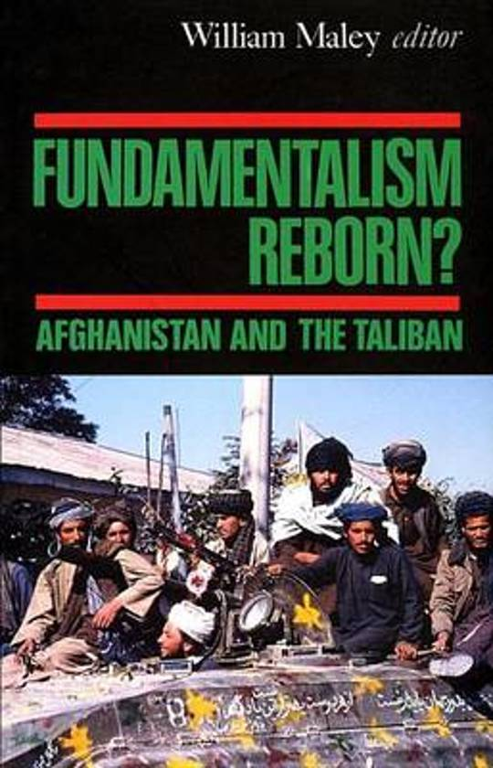 the growth of islamic fundamentalism in afghanistan politics essay Islamic fundamentalism refers to the philosophy or theological approach of certain groups within the islamic tradition who believe the qur'an is  politics blue.