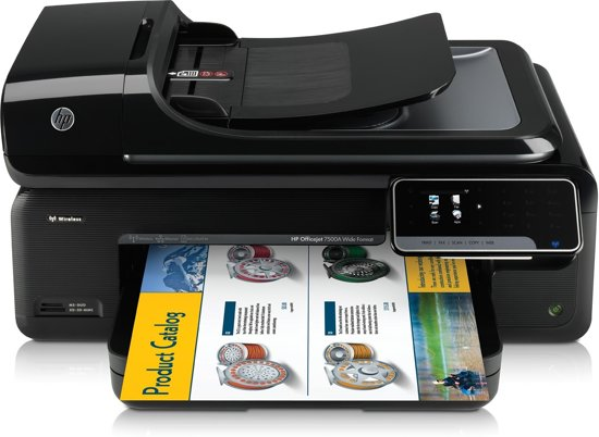 HP Officejet 7500A - All-in-One A3-Printer
