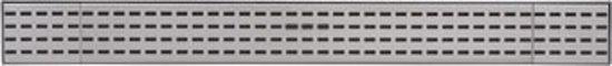 Geberit Delta 50 bedieningsplaat voor reservoir UP100 mat chroom in Sautour