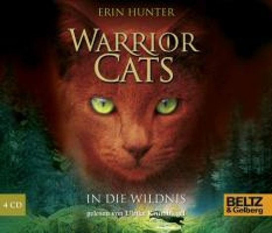 Warriors Erin Hunter Book Review: Warrior Cats Staffel 1/01. In Die Wildnis, Erin