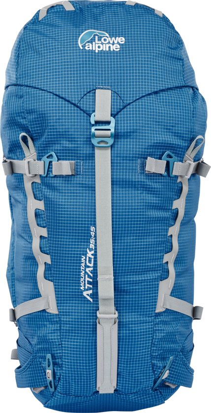 Lowe Alpine Mountain Attack 35 - Backpack - 35 Liter - Blauw in Waillet