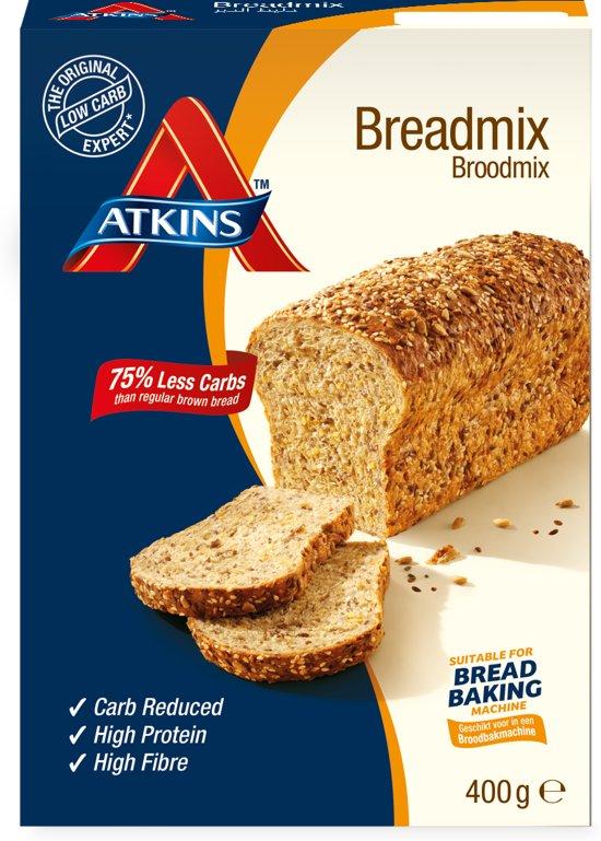 Atkins Day Break BroodMix - 350 gram - Broodmix