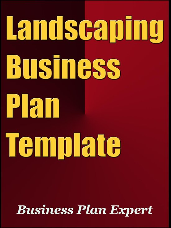 landscaping business plan Guy fournier royal bank 125 main street sherbrooke landscaping business incurs in the winter months thereby increasing the overall marketing plan.