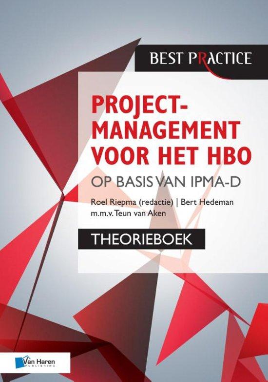 Projectmanagement voor het HBO op basis van IPMA-D