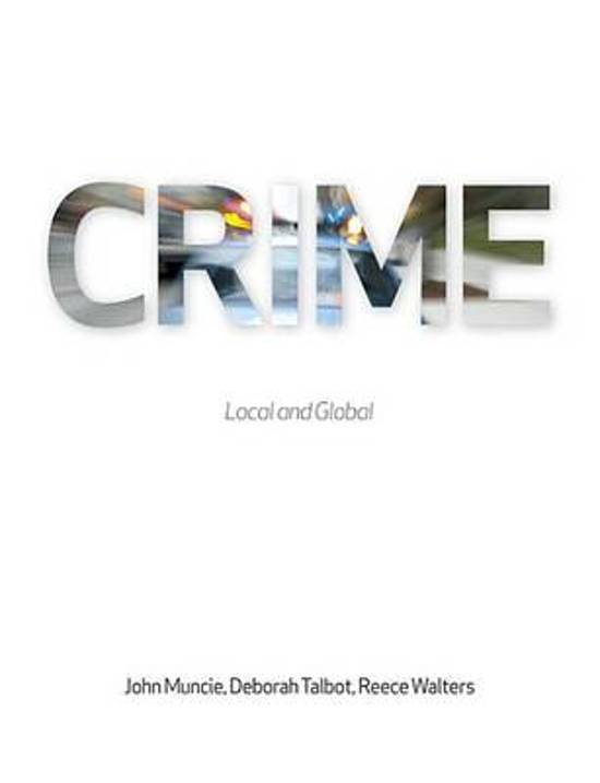 crime contested concept Crime, the mystery of the common-sense concept  common-sense concept of crime revealing the  for all its seeming simplicity – deeply complex and contested.