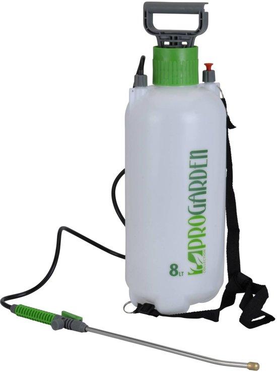 Pro Garden Plantensproeier Drukspuit pomp 8 Liter in Nibbixwoud
