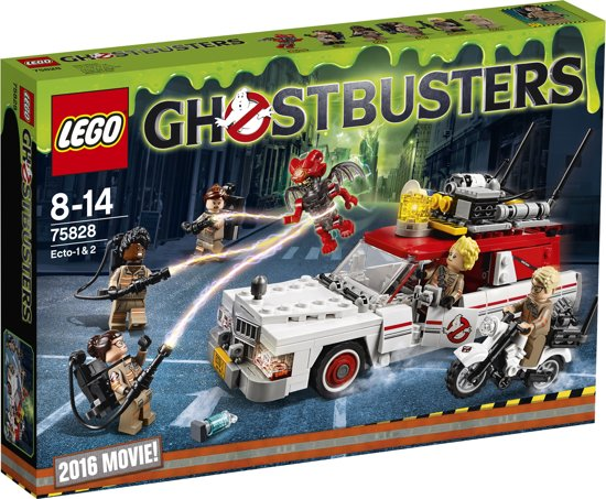 LEGO Ghostbusters Ecto-1 & 2 - 75828 in Marche-les-Dames
