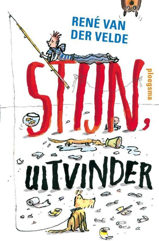 Stijn, uitvinder - Rene Van Der Velde - 9789021669953