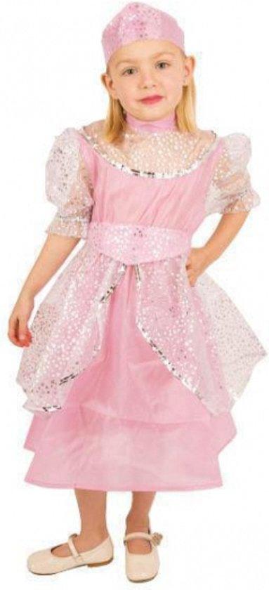 Roze prinsessenjurk kinderen 104 in De Bosjes