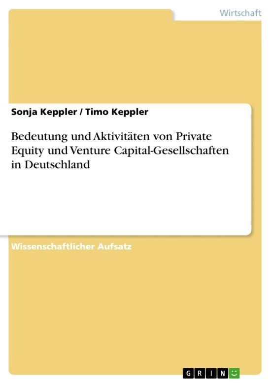 equity bedeutung