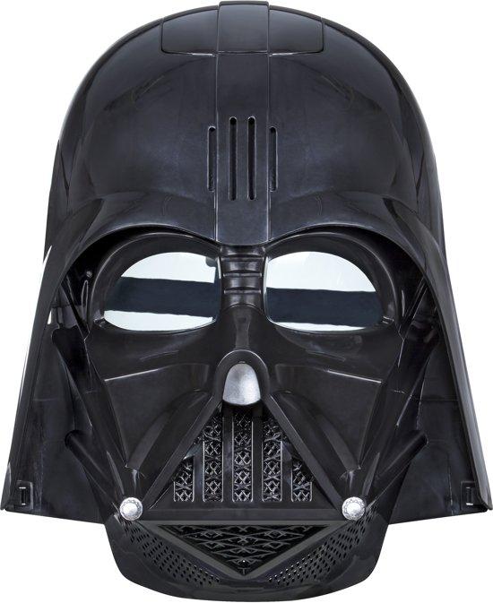 Star Wars Deluxe Darth Vader Helm - Stemvervormer in Flémalle-Grande