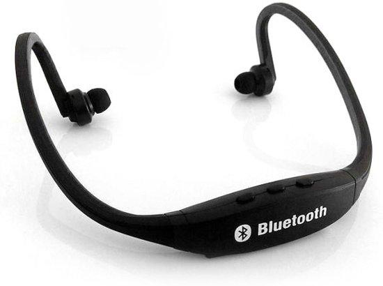 bluetooth in ear sport headset oordopjes hardlopen oortjes hardloop oor telefoon. Black Bedroom Furniture Sets. Home Design Ideas