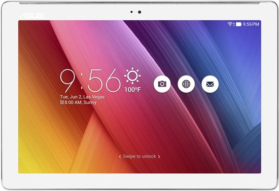 Asus ZenPad 10 - 16GB - Wit