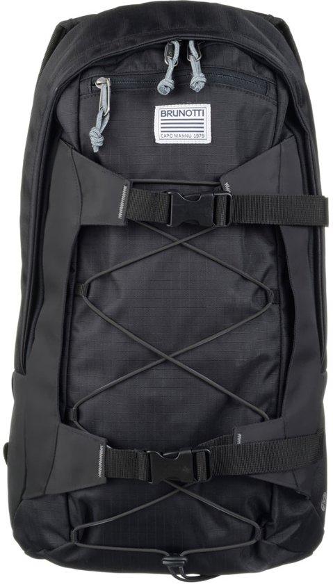 Brunotti San Martino Explorer- Backpack - Black in Orgeo
