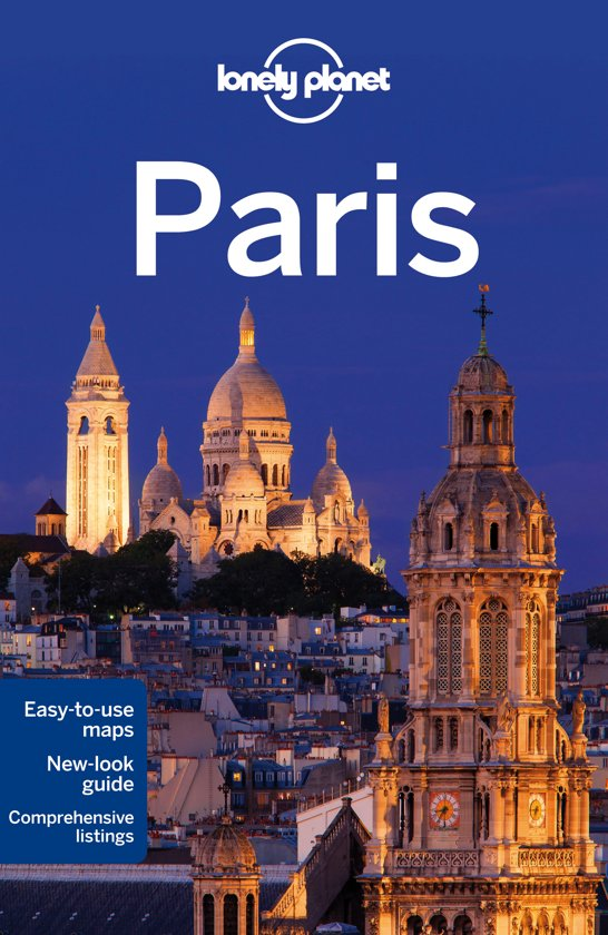 lonely planet paris lonely planet lonely. Black Bedroom Furniture Sets. Home Design Ideas