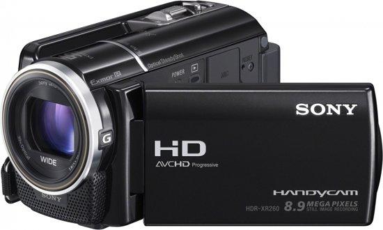Sony Handycam HDR-XR260VE