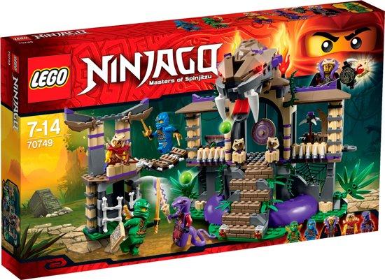 Jungle Slaapkamer Knutselen : Lego Ninjago 70731 Jay Walker One kopen ...