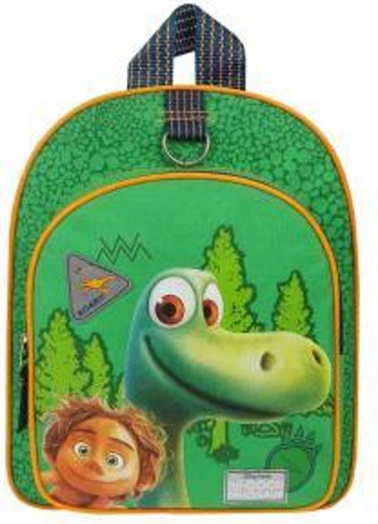 The Good Dinosaur Call Out - Rugzak - Groen in Hoogeind
