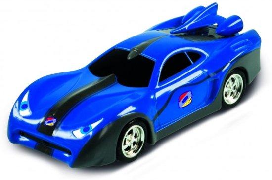 Bol Com Rox Auto 12 Cm Blauw Studio 100 Speelgoed