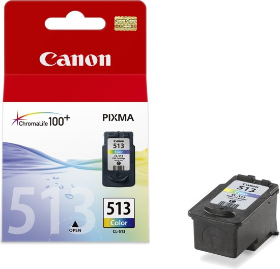 Canon CL-513 - Inktcartridge / Kleur