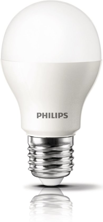 bol.com  Philips LED Lamp - Kogel - Mat - 8W = 48W - E27 Fitting ...