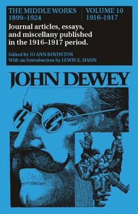 ... The Collected Works of John Dewey, John Dewey | 9780809309344 | Boeken