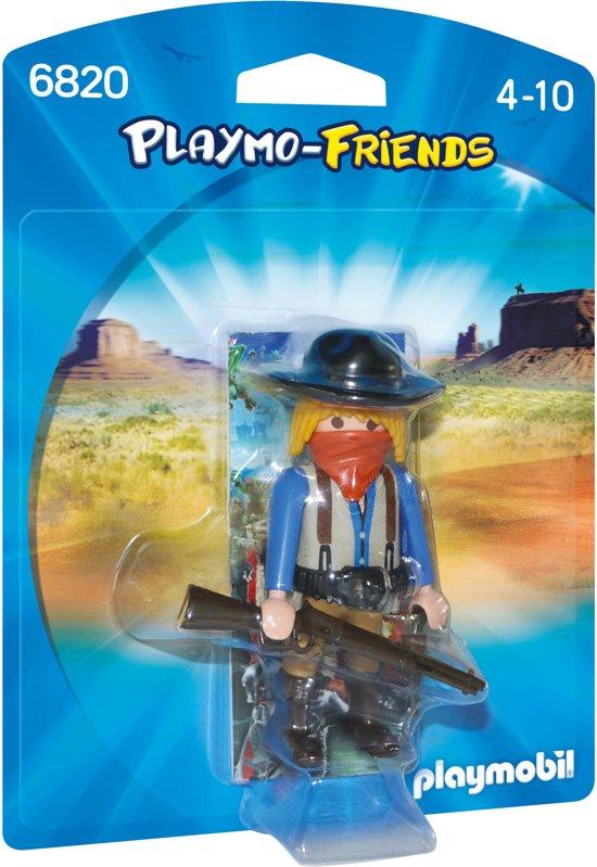 Playmobil Gemaskerde bandiet - 6820 in Kijkuit