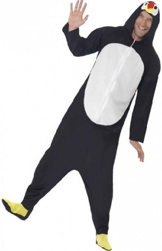 Onesie pinguin voor volwassenen 36-38 (s) in Monster