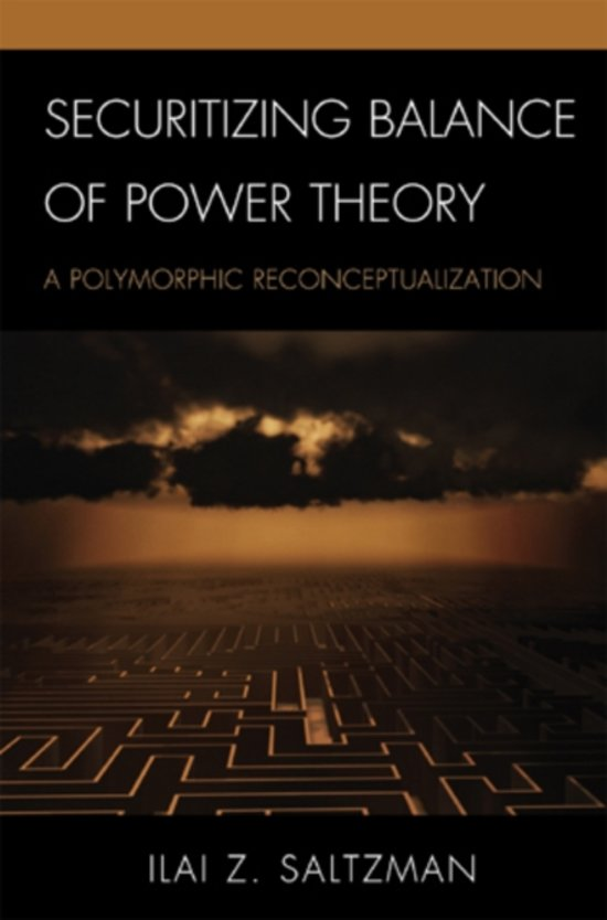 the concept of balance of power theory The power elite revisited: the theory of balance  mills's concept of the higher immorality emerges when individuals live in a condition that disallows political.