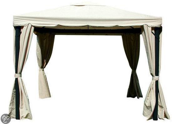 leco paviljoen sahara 3 x 4 meter. Black Bedroom Furniture Sets. Home Design Ideas