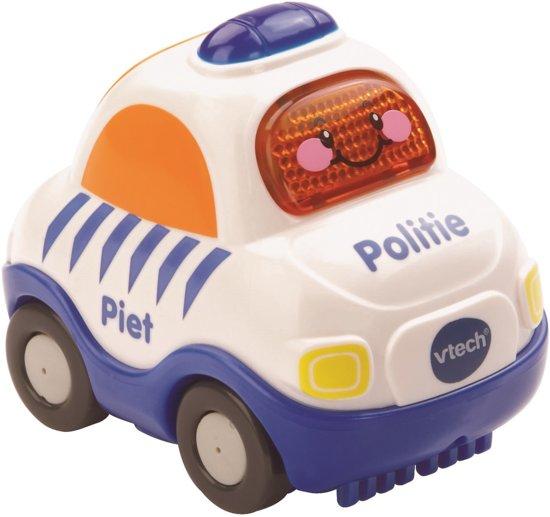 VTech Toet Toet Auto's Politie - Speelfiguur in Foxholsterbosch