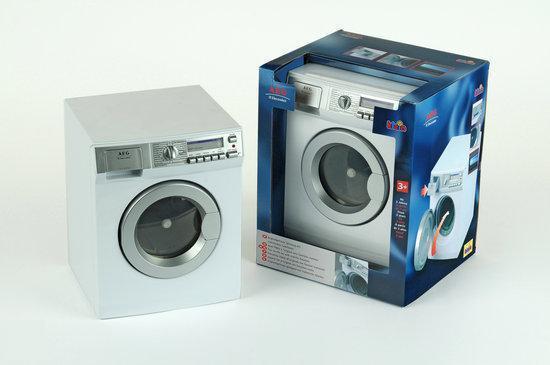 aeg electrolux speelgoed wasmachine klein. Black Bedroom Furniture Sets. Home Design Ideas