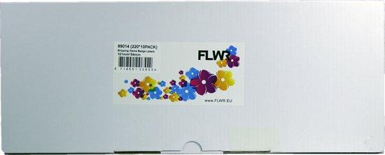 Dymo Label 99014 (10 stuks) wit
