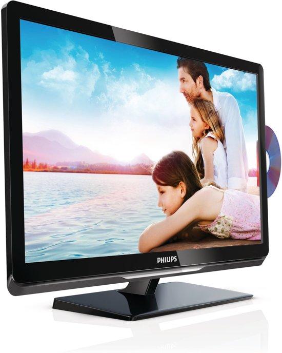 Philips 22PFL3557 - Led-tv/dvd-combo - 22 inch - Full HD