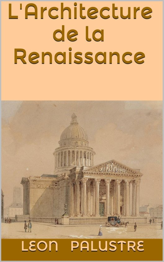 L 39 architecture de la renaissance ebook adobe for Architecture de la renaissance