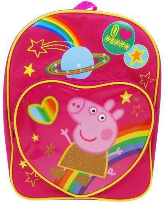 Peppa Pig Cosmic Rugzak met Hart in Midlum / Mullum