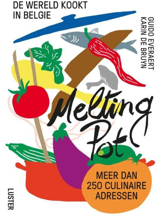 Boekentip: Melting Pot