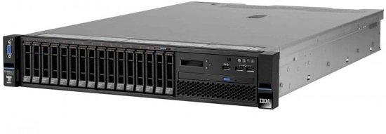 Lenovo System x 3650 M5 2.4GHz E5-2620V3 550W Rack (2U)