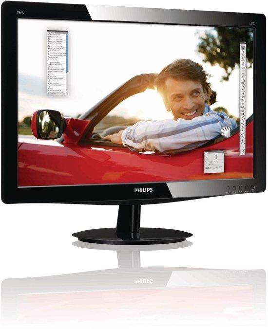 Philips 196V3LSB - Monitor