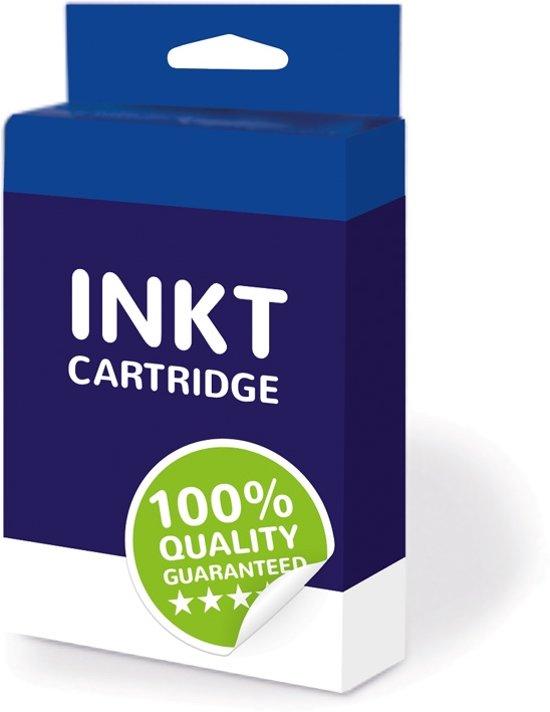 Merkloos – Inktcartridge / Alternatief voor de Epson T1811 inktcartridge