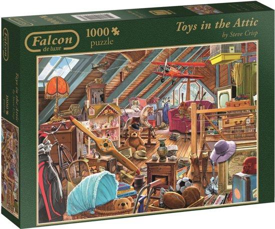 Falcon Toys in the Attic 1000 stukjes - Legpuzzel in Rotstergaast / Rotstergast